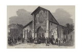 The Archbishop of Chambery Giclee Print by Jean Adolphe Beauce