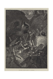 The Fairies' Favourite Giclee Print by John Anster Fitzgerald