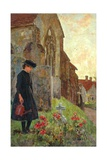 Remembrance, 1897 Giclee Print by James Charles