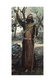 Zechariah Giclee Print by James Jacques Joseph Tissot