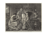 The Foster Sisters Giclee Print by John Bostock