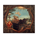 The Rape of Proserpine, 1720 Giclee Print by John Alexander