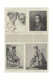 Drawings at the British Museum Giclée-tryk af Jean Antoine Watteau