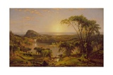 Summer, Lake Ontario, 1857 Giclee Print by Jasper Francis Cropsey