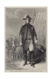 Portrait of Marshal Canrobert, for the Gallery of Versailles Giclee Print by Jean Adolphe Beauce