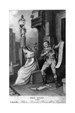 Act I of Don Giovanni Giclee Print by Johann Heinrich Ramberg