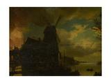 Landscape Giclee Print by Jan Havicksz Steen