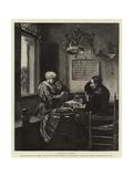 Saying Grace Giclee Print by Jan Havicksz Steen