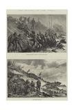 The Floods in the Tyrol Giclee Print by Johann Nepomuk Schonberg