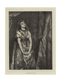 Judith's Prayer Giclee Print by Jean Francois Portaels