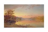 Lake George, NY, 1871 Giclee Print by Jasper Francis Cropsey