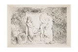The Satyrs Dance, 1763 Impression giclée par Jean-Honore Fragonard