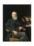 Alfred Illingworth Giclee Print by James Charles