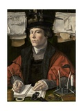 Portrait of a Merchant, C.1530 Giclée-Druck von Jan Gossaert