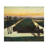 Broek in Waterland, 1889 Giclee Print by Jan Theodore Toorop