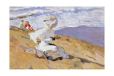 Capturing the Moment, 1906 Giclee Print by Joaquin Sorolla y Bastida