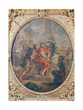 The Mocking of Christ Impression giclée par Jean-Honore Fragonard