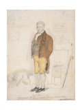 Portrait of Thomas Bewick Esq., 1816 Giclee Print by James Ramsay