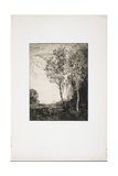 Souvenir D'Italie (A Memory of Italy), 1863 Giclee Print by Jean Baptiste Camille Corot