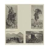 The Basuto War Giclee Print by Johann Nepomuk Schonberg