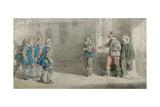 Petruchio Giclee Print by John Augustus Atkinson