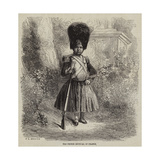 The Prince Imperial of France Giclee Print by Jean Adolphe Beauce