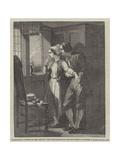 Evangeline Giclee Print by John Absolon
