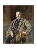 Sir John Arthur Godwin Giclee Print by James Charles