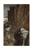 A Man Bearing a Pitcher Giclee Print by James Jacques Joseph Tissot