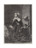 Dinah's Prayer Giclee Print by John Bostock
