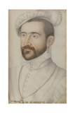 Jacques De Balaguier Giclee Print by Jean Clouet