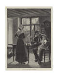 The Sailor's Home-Coming Giclee Print by Johannes Karel Christian Klinkenberg