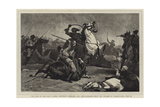 The War in the East Giclee Print by John Charlton