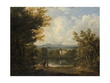 View Near Norwich Giclee Print by John Crome