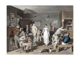 Country Dancing, C.1820 Giclee Print by Johann Ludwig Krimmel