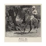 Regine's Ape Giclee Print by John Charlton