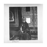 Ji Rimpochi, Tibet, 1903-04 Giclee Print by John Claude White