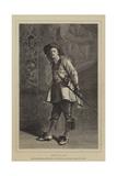 Qui Va La Giclee Print by Jean-Louis Ernest Meissonier