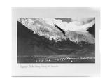 Glacier Nishi Kang Sang at Karola, Tibet, 1903-04 Giclee Print by John Claude White