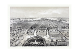 New York Drawn from Nature and on Stone, Circa 1849, USA, America Giclee Print by John Bachmann