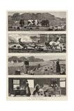Farm Life in Canada, II Giclee Print by John Charles Dollman