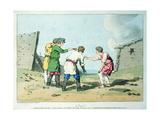 Svai Game, 1803 Giclee Print by John Augustus Atkinson