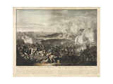 The Flight of Napoleon from the Battle of Waterloo, 18 June 1815 Giclee Print by Johann Lorenz Rugendas