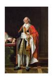 Charles Louis Francois Letourneur (1751-1817) 1796 Giclee Print by Jean Baptiste Francois Desoria