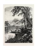 Mount Holyoke Giclee Print by John Douglas Woodward