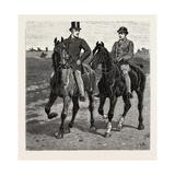 Horses, 1884 Giclee Print by John Charlton