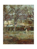 Rural Scene Giclee Print by John William Buxton Knight