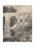 Telford's Aqueduct Giclee Print by John Sell Cotman