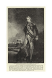 Horatio Nelson, Viscount Nelson, and Duke of Bronte, Kb, Vice-Admiral Giclee Print by John Hoppner