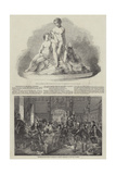 Exhibition of the Royal Academy Giclee Print by John Phillip